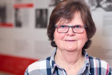 Renate Weber, Buchhaltung und Verwaltung