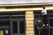 Seit 1999 saß das Wehnerwerk in der Kamenzer Straße 12