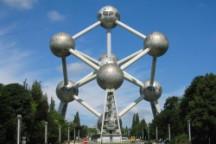 Das Atomium kann man auf unserer Bildungsfahrt nach Brüssel sehen.
