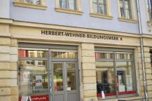 Ein Blick auf unser Ladenlokal in der Kamenzer Straße 12.