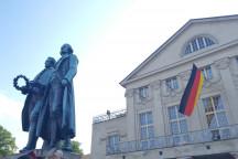 Nationaltheater Weimar - Tagungsort der Nationalversammlung 1919