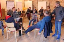 Workshop zur Demokratie in der Familie