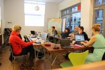 Seminar in unserem Ladenlokal auf der Kamenzer Straße 12.
