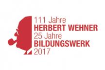 111 Jahre Herbert Wehner, 25 Jahre Bildungswerk 2017