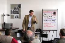 Prof. Dr. Christoph Meyer war von 1997 bis 2011 Geschäftsführer des Wehnerwerk